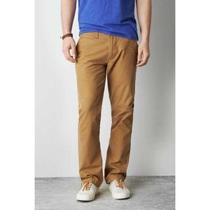 AE FLEX SLIM STRAIGHT CHINO 32x32